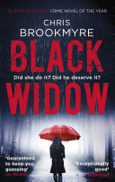 Black Widow Book Cover