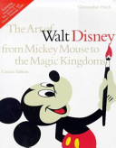 The Art of Walt Disney Book Cover