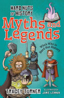 Hard Nuts of History: Myths and Legends Book Cover