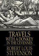 Book cover: Travels with a Donkey in the Cevennes