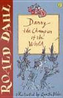 Danny the Champion of the World Book Cover