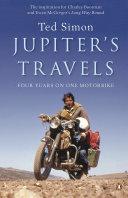 Book cover: Jupiter's Travels
