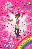 Zadie the Sewing Fairy Book Cover