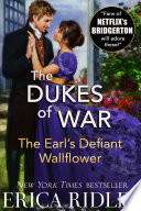 The Earl's Defiant Wallflower Book Cover