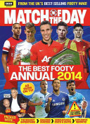 Match of the Day Annual 2014 Book Cover