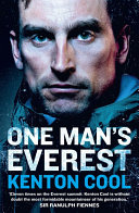 One Man's Everest Book Cover