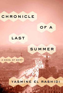 Chronicle of a Last Summer Book Cover