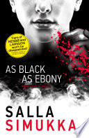As Black As Ebony Book Cover
