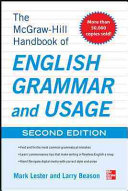 McGraw-Hill Handbook of English Grammar and Usage, 2nd Edition Book Cover